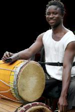 sekou_afrikansk_dans_landetv